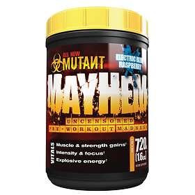 Mutant Nutrition Mayhem 0,72kg