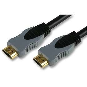 Cable Mountain Premium Gold HDMI - HDMI 1.5m