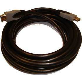 Cable Mountain Premium Gold HDMI - HDMI 10m