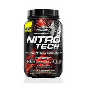 MuscleTech Nitro-Tech Whey Isolate 1,8kg