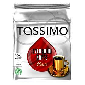 Evergood Tassimo Classic 16st (Kapsler)
