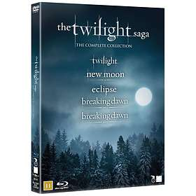 Twilight Complete Saga Box