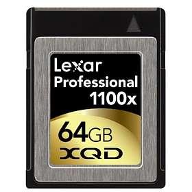 Lexar Professional XQD 1100x 64GB