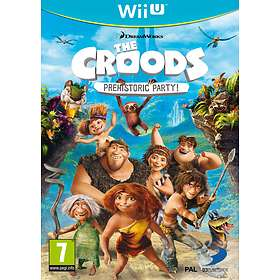 The Croods: Prehistoric Party!