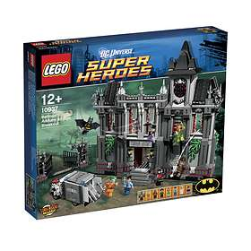 LEGO DC Comics Super Heroes 10937 Batman Arkham Asylum Breakout