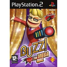 Buzz! The Mega Quiz (PS2)