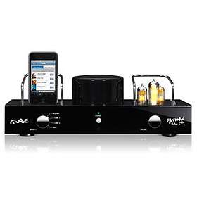 Fatman iTube ValveDock Carbon Edition 2 with Speakers