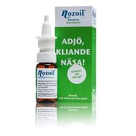 Pharmacure Nozoil Eukalyptus Nässpray 10ml