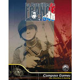 Multi-Man Publishing The Blitzkrieg Legend: The Battle for France, 1940