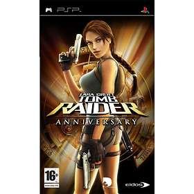 Tomb Raider: Anniversary (PSP)