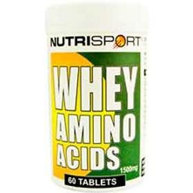 Nutrisport Whey Aminos 1500mg 60 Tablets