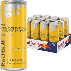 Red Bull Burk 0,25l 12-pack