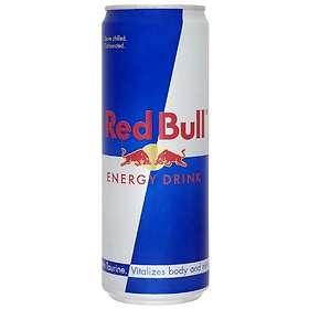 Red Bull Burk 0,35l 12-pack