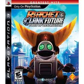 Ratchet & Clank Future: Tools of Destruction (PS3)