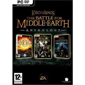 The Lord of the Rings: The Battle for Middle-Earth - Anthology