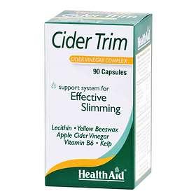 HealthAid Cider Trim 90 Capsules