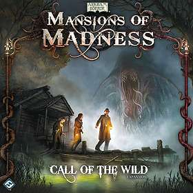 Fantasy Flight Games Mansions of Madness: Call Of The Wild (exp.)