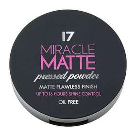 Boots 17 Miracle Matte Pressed Powder