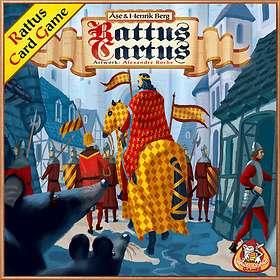 White Goblin Games Rattus: Cartus