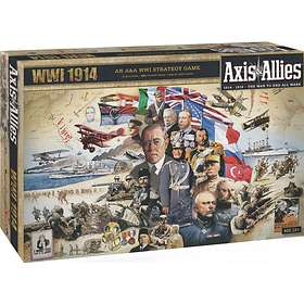 Avalon Hill Axis & Allies: 1914