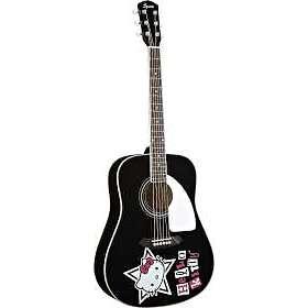 hello kitty gitarr