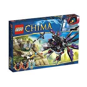 LEGO Legends of Chima 70012 Razars CHI Raider