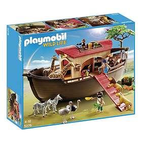Playmobil Wild Life 5276 Noah`s Ark