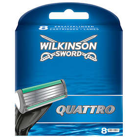 Wilkinson Sword Quattro 8-pack