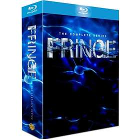 Fringe - The Complete Series 1-5 (UK)