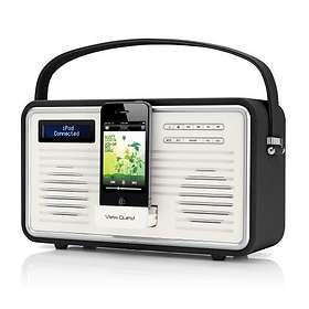 View Quest Internet DAB+ Retro Radio