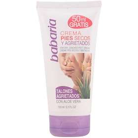 Babaria Cracked Heel & Very Dry Foot Cream 150ml