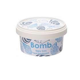 Bomb Cosmetics Tippy Toe Revitalising Foot Lotion 210ml