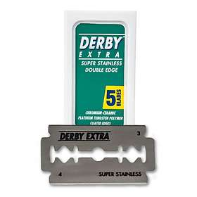 Derby Extra Double Edge 5-pack