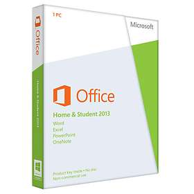 Microsoft Office Home & Student 2013 Eng (PKC)