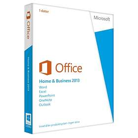 Microsoft Office Home & Business 2013 Eng (PKC)