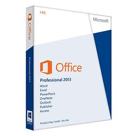 Microsoft Office Professional 2013 Eng (PKC)