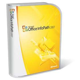 Microsoft Office InfoPath 2007 Sve (Studentlicens)