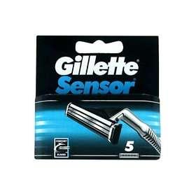 Gillette Sensor 5-pack