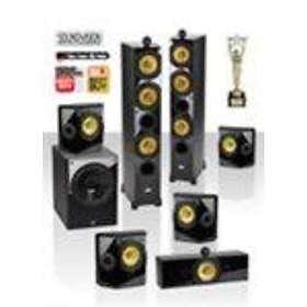 Crystal Acoustics T3-7.1-UL