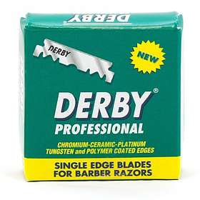 Derby Professional Single Edge 100-pack