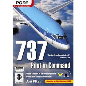 Flight Simulator 2004 Expansion: 737 Pilot in Command