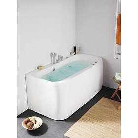 Hafa Aqua 160 SQ 157,5x75 (Vit)