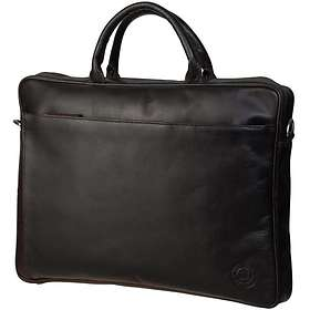 D. Bramante 1928 Amalienborg Leather Briefcase 16""