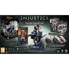Injustice: Gods Among Us - Collector's Edition (Xbox 360)
