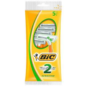 Bic 2 Sensitive Disposable Pack de 5