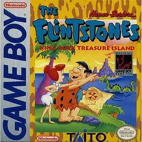 The Flintstones: King Rock Treasure Island (GB)