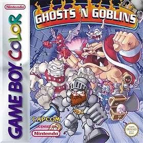 Ghosts 'N Goblins (GBC)
