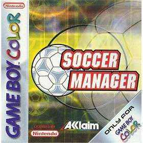 Soccer Manager (GBC)