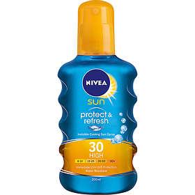 Nivea Sun Protect & Refresh Spray SPF30 200ml