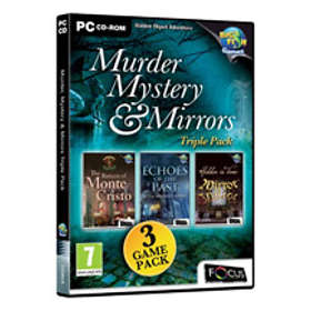 Murder, Mystery & Mirrors - Triple Pack